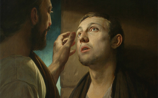 Mark 7:31-37 – Jesus and Opening by Drew Peterson