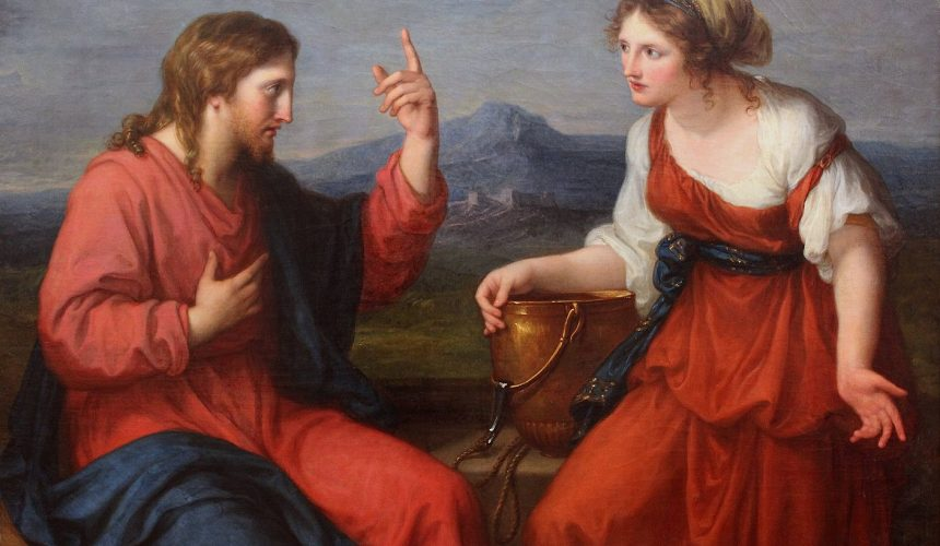 John 4:1-42 – The Woman's Encounter with Christ