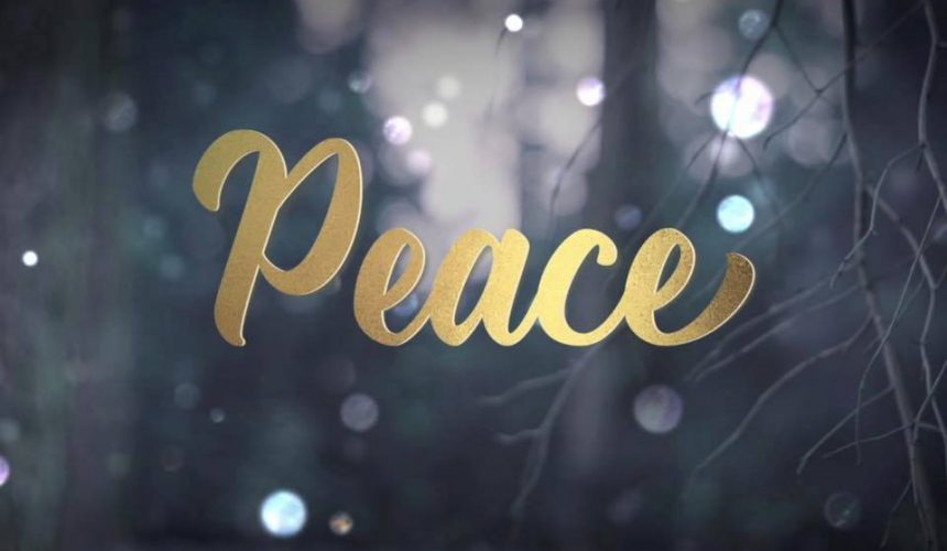 Luke 1:46-56 – Peace: 4th Sunday of Advent – Mary's Song of Justice