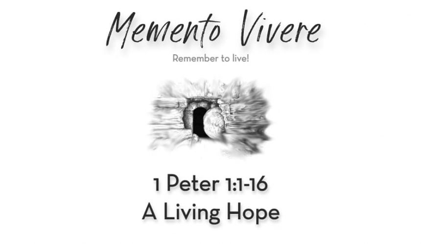 """1 Peter 1:3-9 & 13-16 