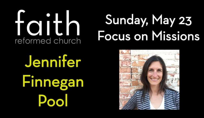 Focus on Missions: Single MOMM Ministry with Jennifer Pool